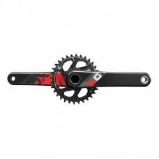 SRAM X01 Eagle Red Crank 1x12-speed 32T Direct Mount BB30