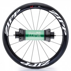 ZIPP Carbon road front wheel with TUNE hub