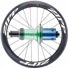 ZIPP Carbon road rear wheel with TUNE hub