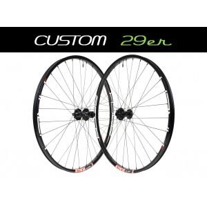"""Custom Handbuilt MTB 29"""" Wheels"""